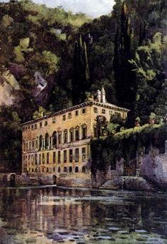 Renaissance Villa Pliniana, lago Como, province of Como , Lombardy region Italy