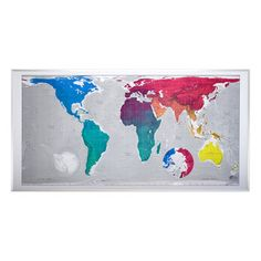 Future Mapping: Huge Future III Paper 77x39.5, at 26% off!