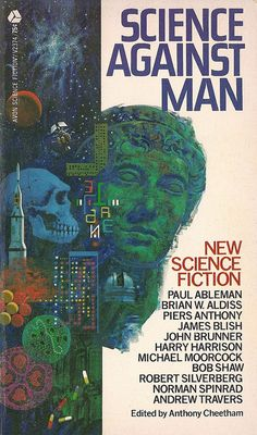Science Against Man, book cover