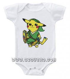 The Legend Of Zelda baby Onesie | www.bigvero.com