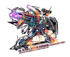 Gundam Art, Mobile Suit, Ideas, Highlight, Thoughts