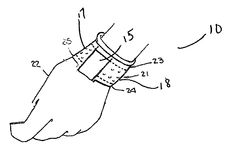 Patent Office.  purr-like vibration device for healing