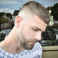 nicholas_the_greek short hair trends for men crop fade