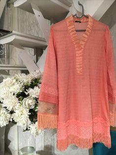 Asifa&Nabeel Pakistani Fashion Casual, Pakistani Dress Design, Pakistani Outfits, Indian Fashion, Fashion Hub, Trendy Dresses, Simple Dresses, Women's Fashion Dresses, Stylish Outfits