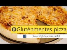 Gluténmentes pizza l *Gluténmentes élet* - YouTube Facebook, Vegetables, Youtube, Food, Essen, Vegetable Recipes, Meals, Youtubers, Yemek