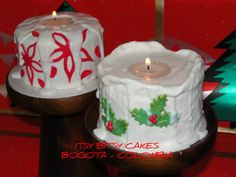 Christmas Candles, Birthday Candles, Cakes, Eat, Desserts, Cookie, Facebook, Food, Decor