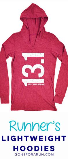 Stay warm on your run with our cozy Women's Lightweight Performance Hoodie! Not only is our hoodie super soft and comfortable, it's moisture-wicking, too. Exclusively from Gone For a Run!