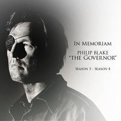 Buh bye, gov. #TWD