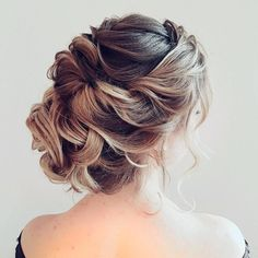 Textured updo hairstyle ,amazing updo bridal updo ideas ,updo wedding hairstyles #weddinghair #weddinghairstyles #hairstyles #updo