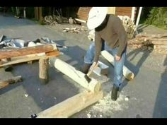 Make your own Log Bed