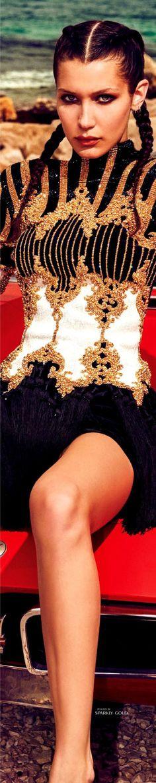 Bella Hadid Vogue Japan Nov 16