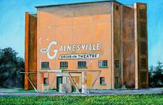 Gainesville Drive- In by David Knopf