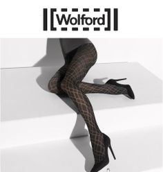 Wolford 18978 - Thekla Tights at McEwens of Perth Lovely Legs, Wolford, Perth, Tights, Stockings, Style, Fashion, Navy Tights, Socks