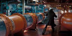 Ex Astris Scientia - The New Enterprise Design Star Trek Bridge, Spock And Kirk, Water Turbine, Star Trek Movies, Sci Fi, Scene, Stars, Google Search, Houston
