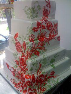 Biltmore wedding cake