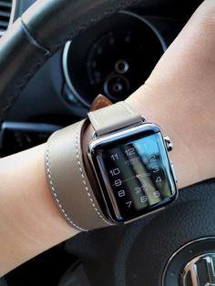 d9c916aa10f 32 Best Hermes Apple Watch images
