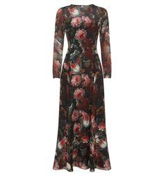 Hobbs Verrio Floral Dress