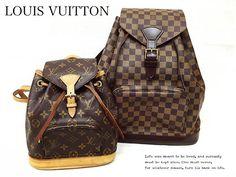 . 本日の買取情報♡ . . ルイ ヴィトンのレザーリュックをおふたつお買取させていただきましたー! . ダミエのリュック、レア商品です♡ . 当店では、宅配買取サービスを行っております♡ 詳しくはDMにてお問い合わせください(o^^o) . . #fashion #brand #brandbag #instagood #instafashion #louisvuitton #louisvuittonbag #outfit #used #damie #monogram #jiyugoka #可愛い #ヴィトン #ルイヴィトン #リュック #リサイクル #おしゃれ #お洒落 #お洒落さんと繋がりたい #ブランド #自由ガ丘 #買取 #入荷致しました