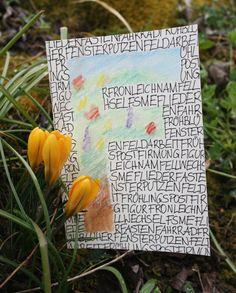verfuchstundzugenäht: F wie Frühling