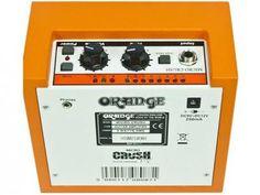 Combo Guitarra Orange - Crush PIX CR 3 com as melhores condições você encontra no Magazine Edmilson07. Confira!