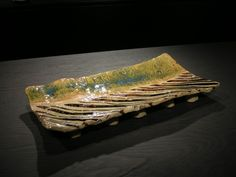 Kitaōji Rosanjin 北大路 魯山人 Japanese Ceramics, Japanese Pottery, Sushi Plate, Platter, Ceramic Art, Dishes, Dining, Life, Food