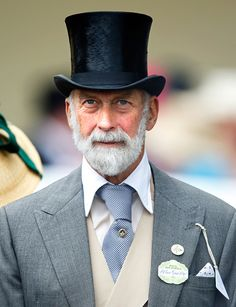 Prince Michael of Kent attends day 1 of Royal Ascot at Ascot Racecourse on June 16, 2015 in Ascot, England.