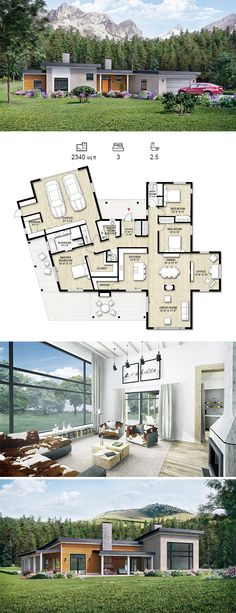 57 Best Truoba House Plans images in 2019