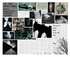 """""""I haven't got any options!"""" by trustsnapealways ❤ liked on Polyvore featuring art"""