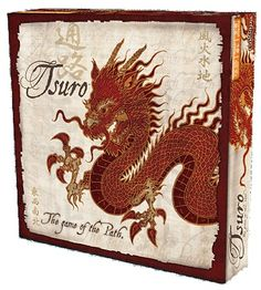cool Tsuro The Game Of The Path Family Board Game From Calliope Games - For Sale Check more at http://shipperscentral.com/wp/product/tsuro-the-game-of-the-path-family-board-game-from-calliope-games-for-sale/