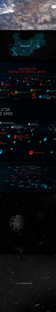 Selçuklu: Yaşıyor - Tv Spot by Ekrem Tiryaki, via Behance