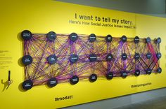 Can a Design Museum Change the World? Interactive Exhibition, Interactive Walls, Interactive Installation, Interactive Design, Interactive Display, Museum Of Design Atlanta, Design Museum, Exhibit Design, Mural Digital