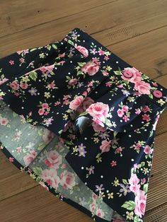 Wrap around tulip skirt Made by Jaxx & Coco Pattern by Tadah