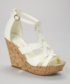 Step+in+style+with+these+sophisticated+sandals.+A+strappy+design+makes+for+a+simply+elegant+addition+to+any+ensemble.