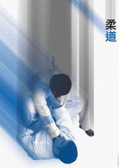 Judo Poster | Bibliothèque Design