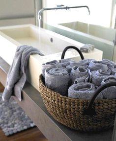 toallas-baño-cesto-almacenaje-donalgodonhogar