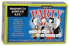 Mixed-Up Party - yay party activities!/hostess gift