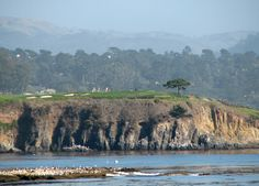 Image result for pebble beach 6th hole