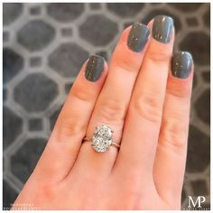 Our new and beautiful setting, the Love Solitaire, featuring a 3 carat Oval Cut Diamond 💎 Solitaire Setting, Unique Diamond Engagement Rings, Cushion Cut Diamonds, 3 Carat, Custom Jewelry, Diamond Jewelry, Wedding Bands, Jewels, Beautiful
