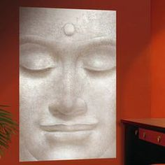 Design Toscano Grande The Serene Buddha Wall Décor & Reviews | Wayfair