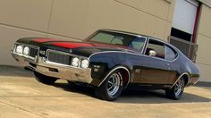 1969 Oldsmobile 442 W-30