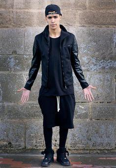 black street fashion tumblr - Google 검색