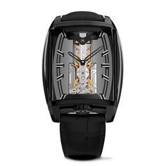 Corum - 10th Anniversary Golden Bridge Automatic | Time and Watches | The watch blog Titanium Watches, Watch Blog, Dress Watches, Golden Anniversary, Gold Models, Elegant Watches, Bridge, Two By Two, Sapphire