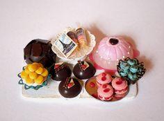 Cakes and Macarons by Vesi Koleva, via Flickr