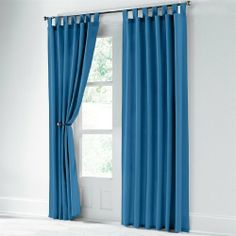 Brylanehome Scenario Cotton Canvas Solid Tab-Top Panels by BrylaneHome. $15.99. Treat your windows to our tastefully rich Scenario® Cotton Canvas Solid Tab-Top Panels and add a touch of flavor to your curtains and draperies. These creamy soft curtains, made from pure heavyweight cotton, give your home a layer of elegance. Their style will liven up your home by adding a touch of texture to your windows. These drapes are available in 12 crisp colors that can be beautifull...