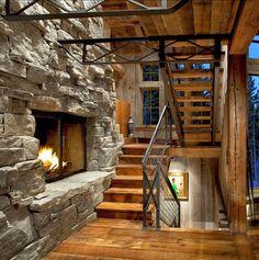 Cabană+de+350+m²++din+Montana,+SUA++8.jpg (642×647)
