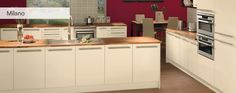 Buy a Milano kitchen from Homebase Helping to Make Your House a Home