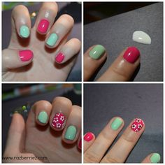 How to Add Nail Designs with Gems