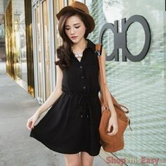 Classic One Pocket Collared Dress for only P479 at ShopThisEasy, please click here: http://www.shopthiseasy.com/shops/classic-one-pocket-collared-dress-103dc.html
