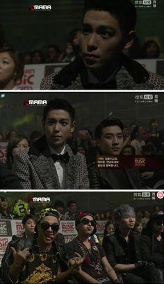 BIGBANG! at the MAMA awards. TOP - Seungri, Taeyang and G-Dragon, and Daesung! New Hip Hop Beats Uploaded EVERY SINGLE DAY http://www.kidDyno.com
