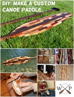 Learn how to make a custom canoe paddle just like the pros do! The Danube is a feature paddle at Winnebago Paddles. Follow along with detail descriptions and videos!  http://www.winnebagopaddles.com/how-to.html
